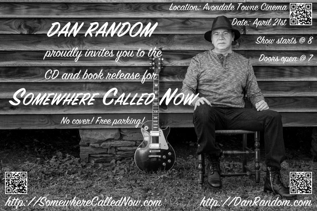 Dan Random Somewhere Called Now