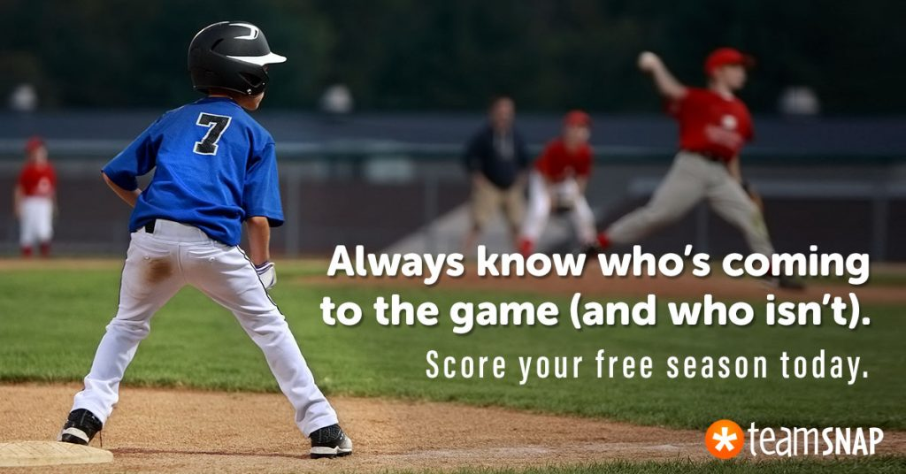 Conquer Kids Sports Chaos with TeamSnap Sports Team Management App