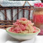 Easy Cherry Almond Sugar Scrub Recipe