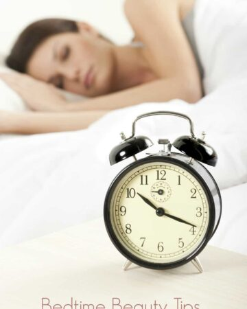 Bedtime Beauty Tips to Help Fight Aging