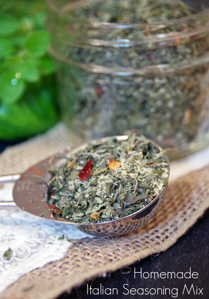 Make Homemade Italian Seasoning Mix