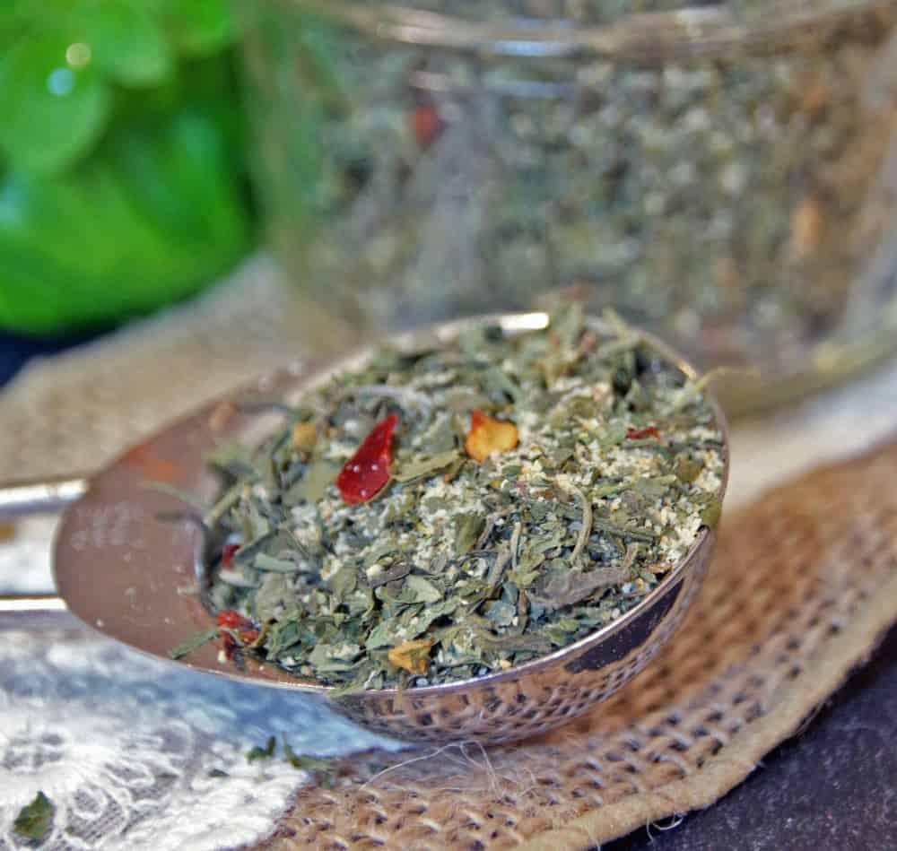 homemade italian seasoning mix recipe