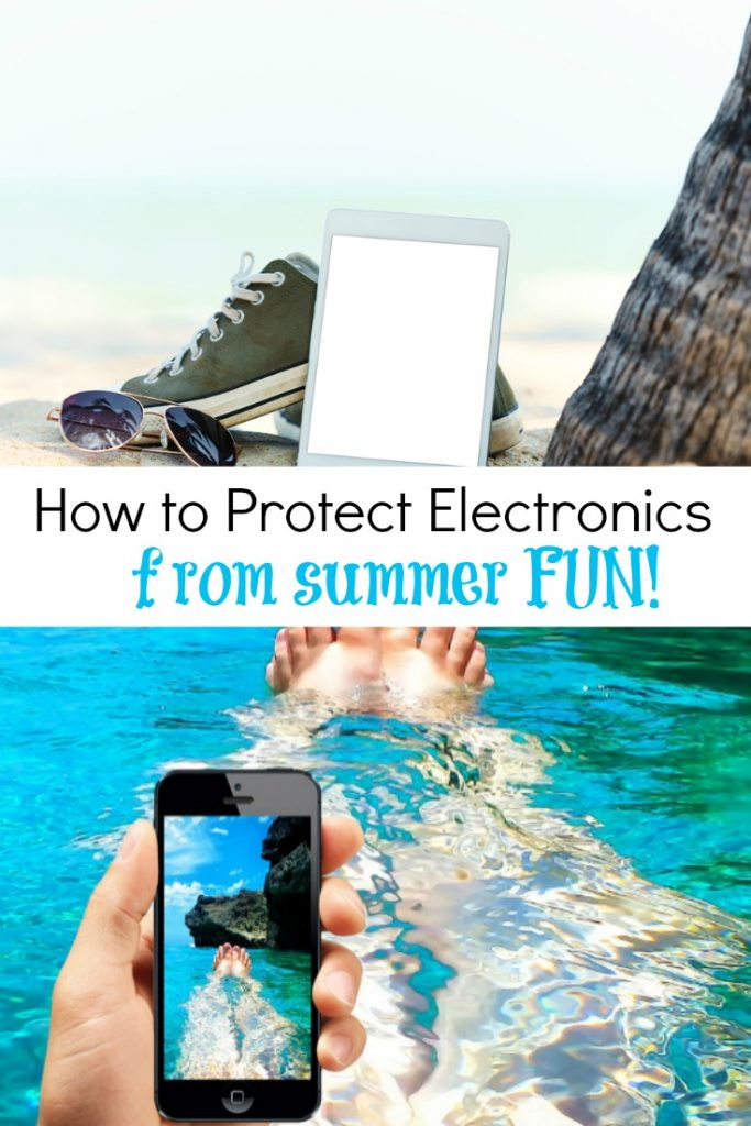 How to Protect Electronics From Summer Fun