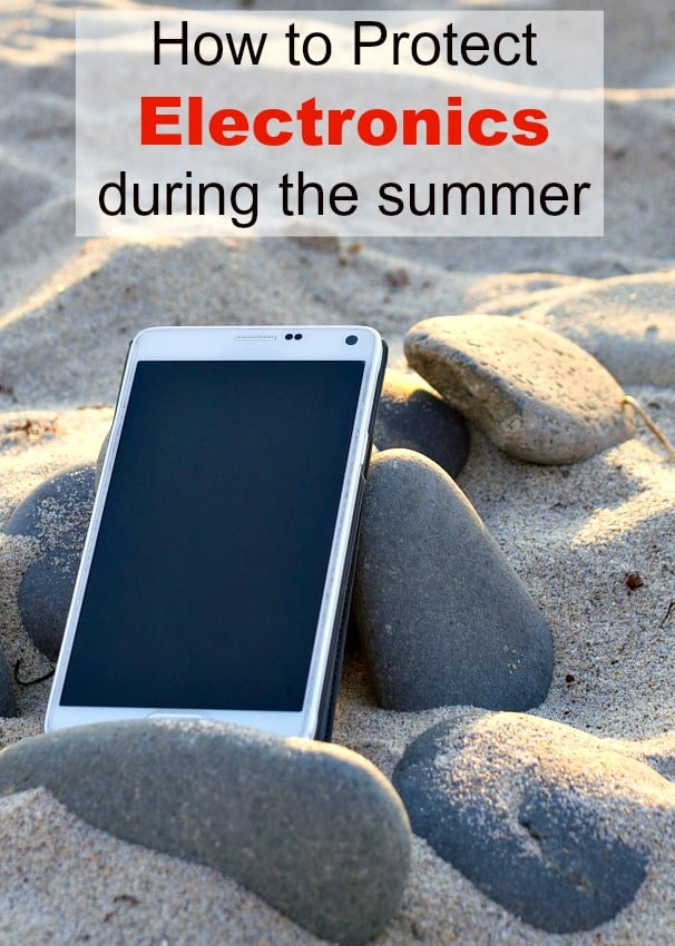 How to Protect Electronics during the summer
