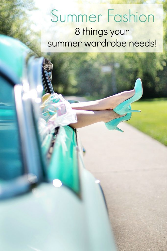 Must Have Summer Fashion Accessories for a Bold and Beautiful Wardrobe
