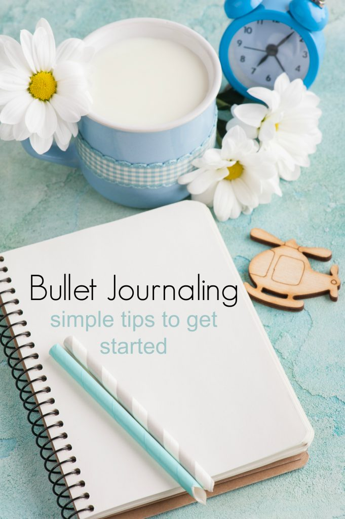 Bullet Journaling for Beginners to Get Your Life More Organized