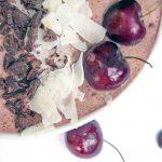 Dark Chocolate Cherry Breakfast Smoothie Bowl Recipe