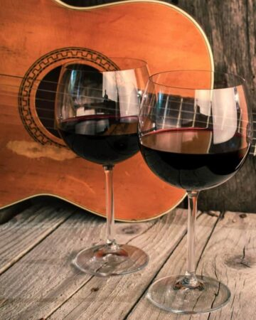Pairing Music and Wine is a Feast for the Senses