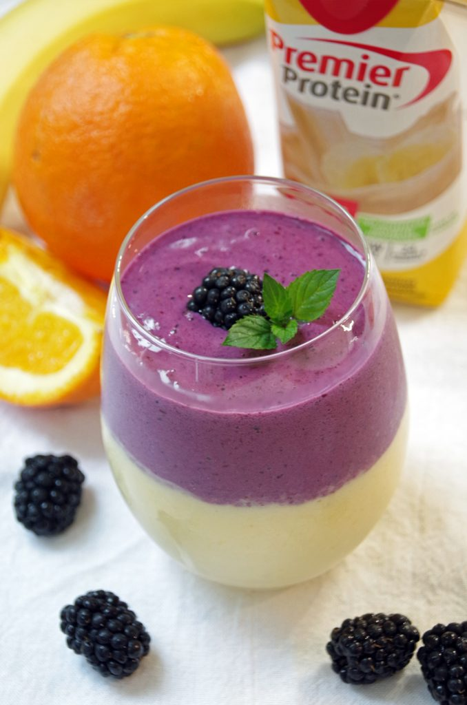 Tropical Sunrise Breakfast Smoothie Recipe