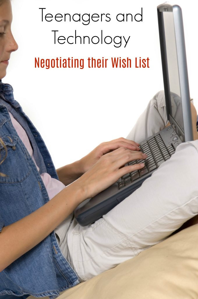Teenagers and Technology: Negotiating the Holiday Wish List