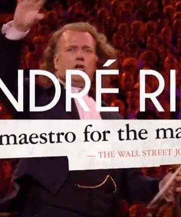 """André Rieu CD """"Shall We Dance"""": Review and Upcoming Concert Tour"""
