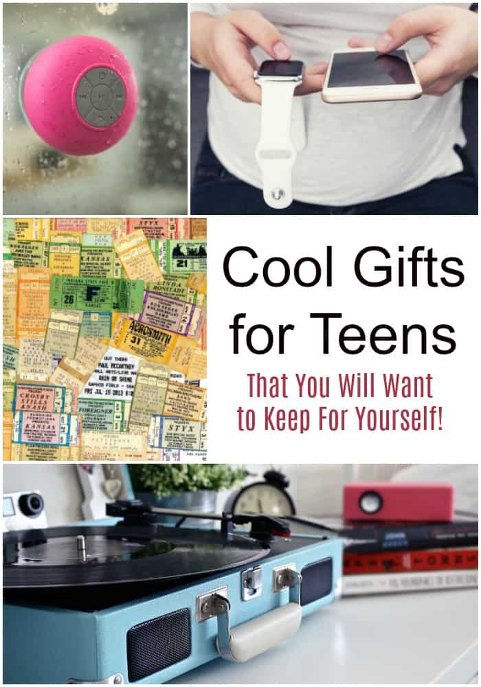 Cool Gifts for Teens That You Will Want to Keep For Yourself!