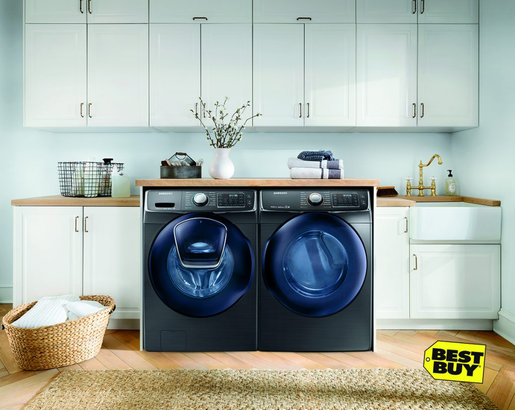 ENERGY STAR certified clothes washers and dryers