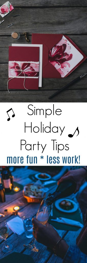 Simple Holiday Party Ideas to Help You Celebrate in Style