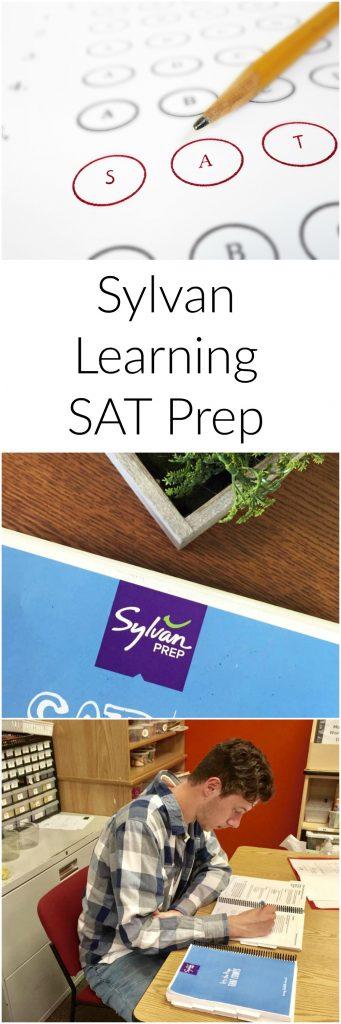 Sylvan Learning SAT Prep Class