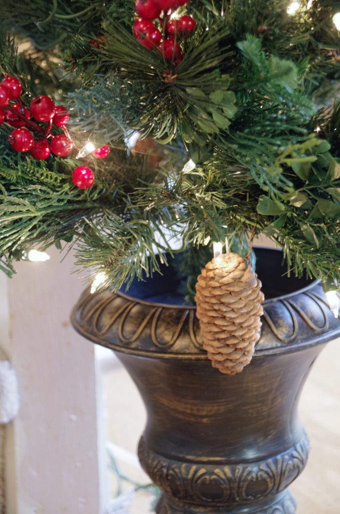 Simple Holiday Decorating with At Home Stores