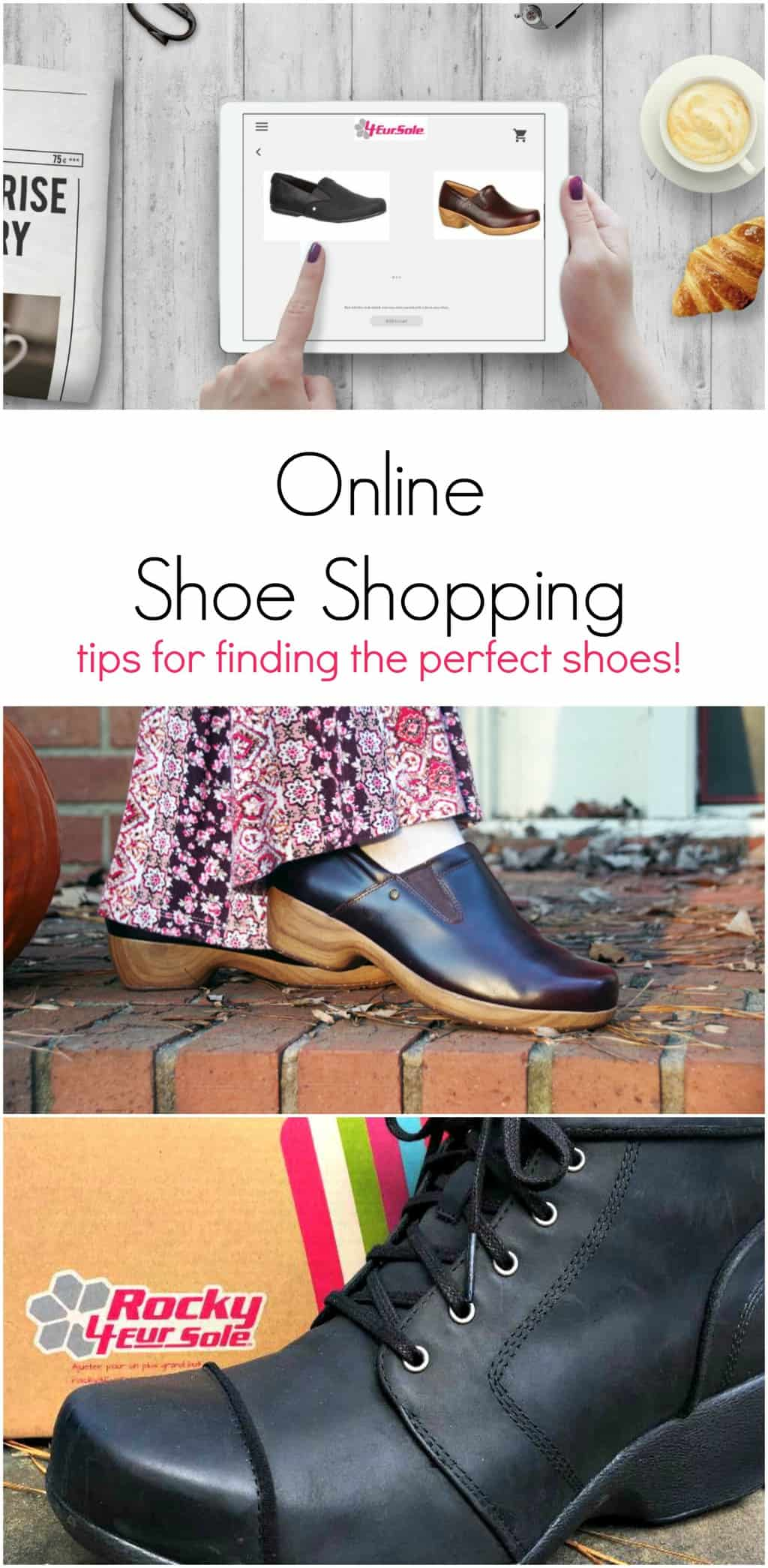 Since returning shoes to an online shoe store is sort of a pain, you need a remember a few of these shoe shopping tips before you buy online shoes.