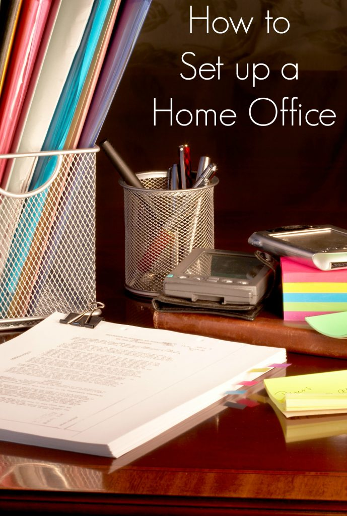 How to Set up a Home Office That You Will Actually Use