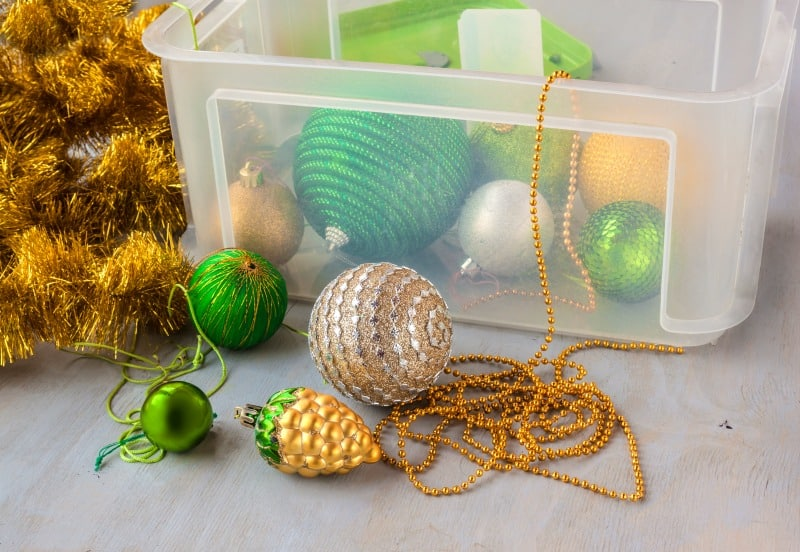 Christmas Storage Solutions for Easy Post Holiday Organizing