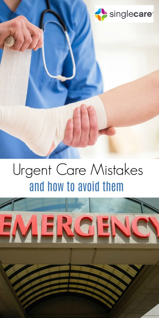 Common Urgent Care Mistakes and How to Avoid Them