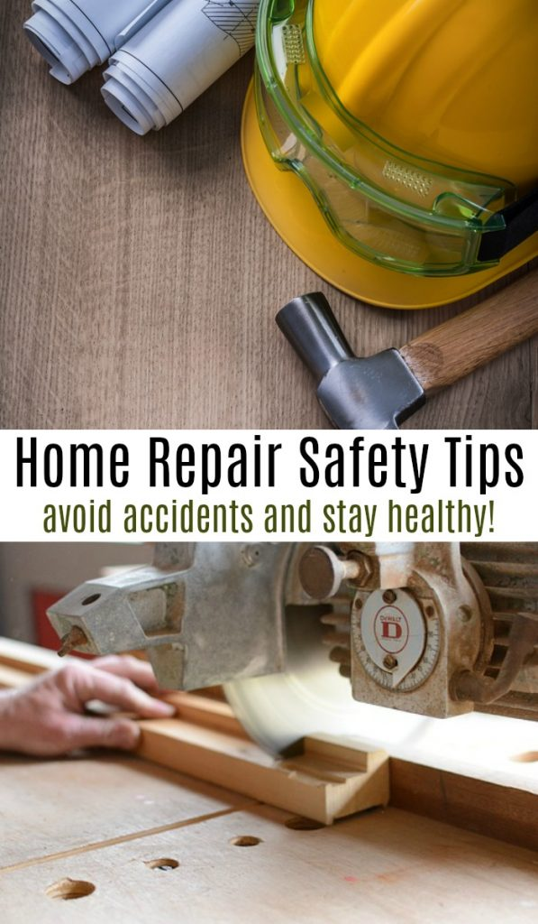 How To Avoid Home Repair Accidents