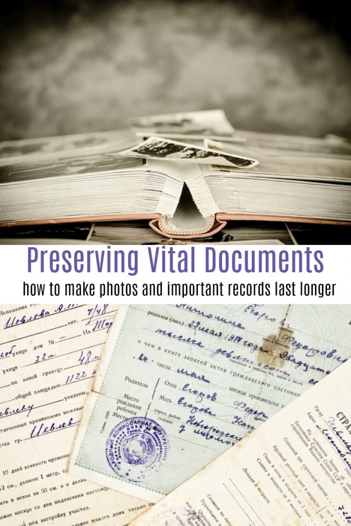 Preserving Vital Documents and Digital Archiving Solutions