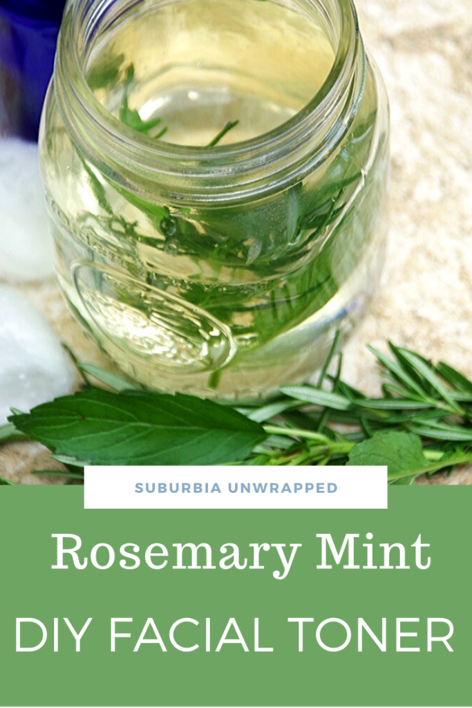 Rosemary Mint DIY Facial Toner