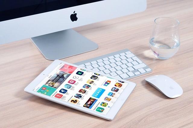 iPad and imac