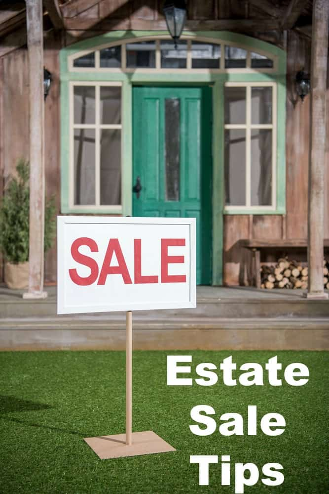 Estate Sale Tips for Sellers for Increased Sales