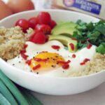Egg breakfast bowl recipe