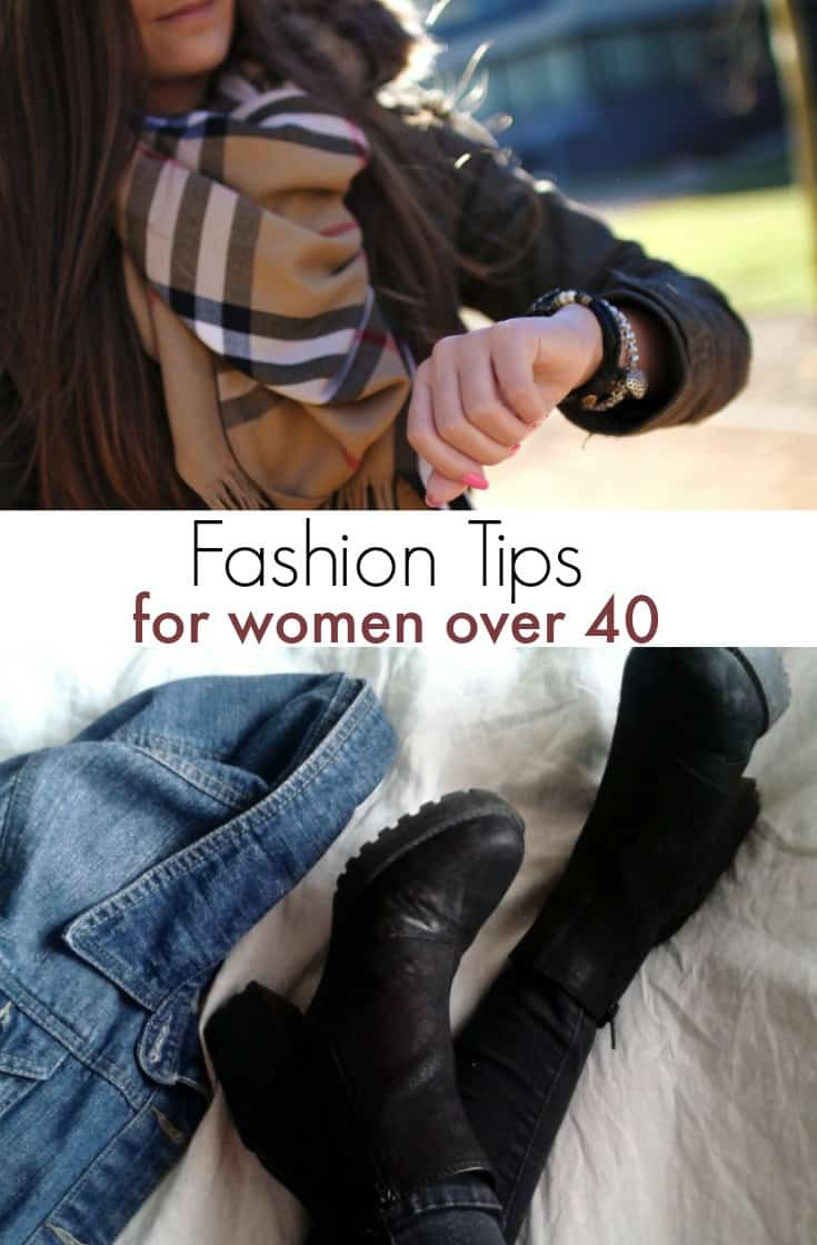Just because we are not spring chickens anymore, doesn't mean we have to dress like our grandparents. Keep these fashion tips for women over 40 in mind when you head out on your next shopping trip.