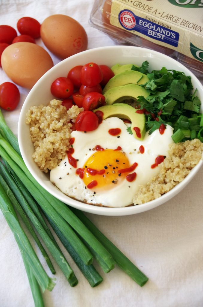 Southwestern Breakfast Quinoa Recipe