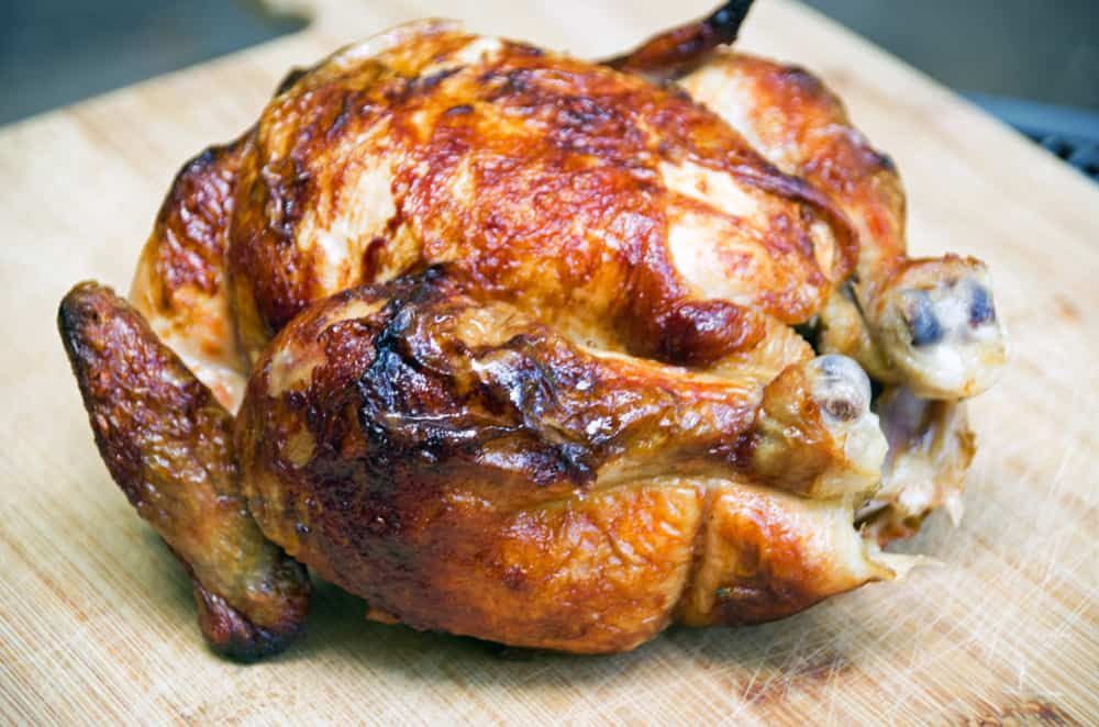 Boston Market Rotisserie Chicken