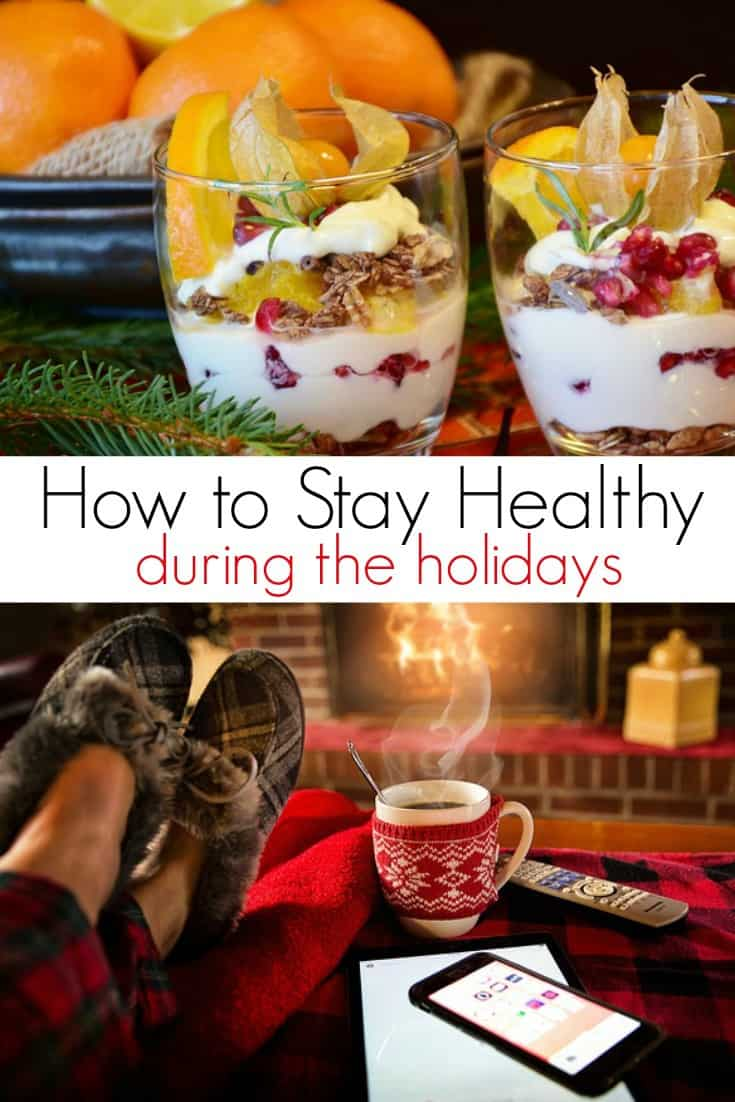 Gifts to wrap and homemade cookies to make? Holiday chaos takes a toll on your health and energy levels.  Learn how to stay healthy during the holidays with these simple tips.