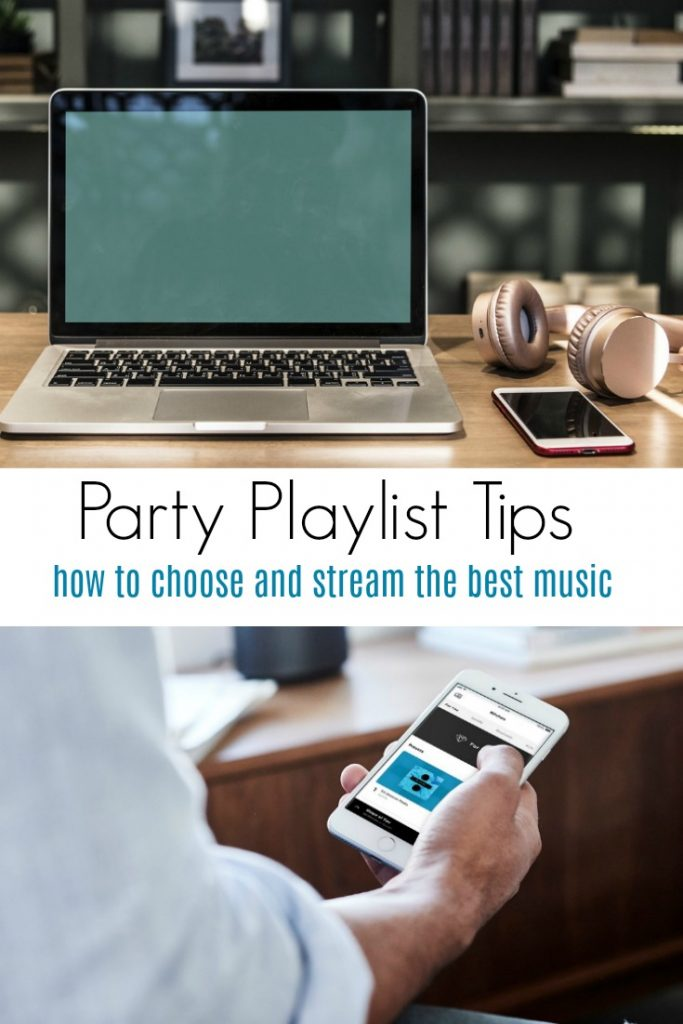 Learn how to choose the right music to set the mood of your get together.  A fun party playlist and surround sound makes for a great party!