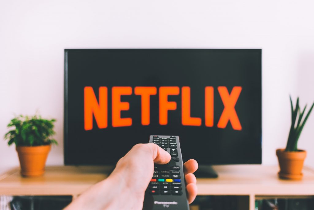 streaming netflix on tv