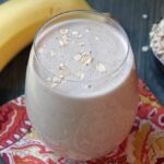 Healthy Smoothie Recipe with Rolled Oats