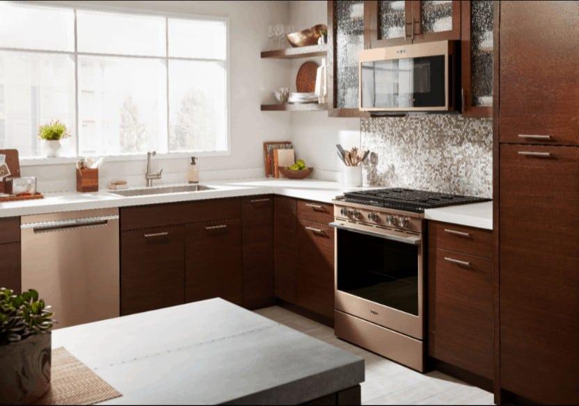 update kitchen appliances with Whirpool Kitchen