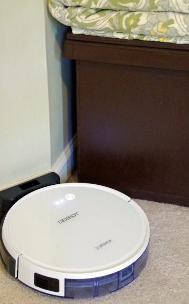 Deebot Robotic Vacuum for Cleaning
