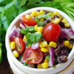 Homemade Fresh Corn Salsa