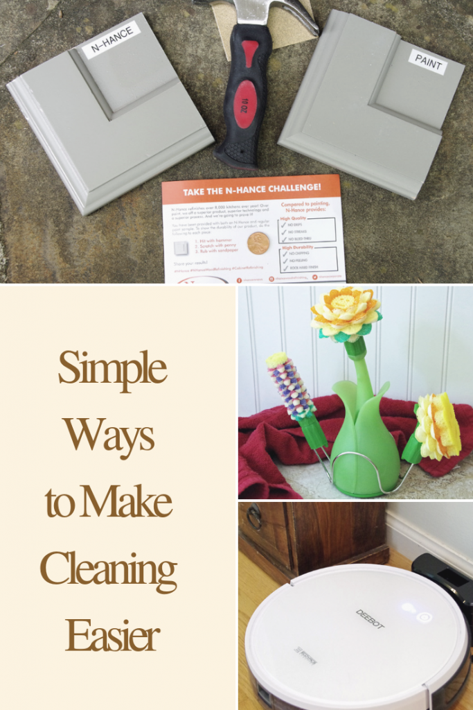 Simple Ways to Make Cleaning Easier