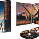 captain marvel steelbook artwork