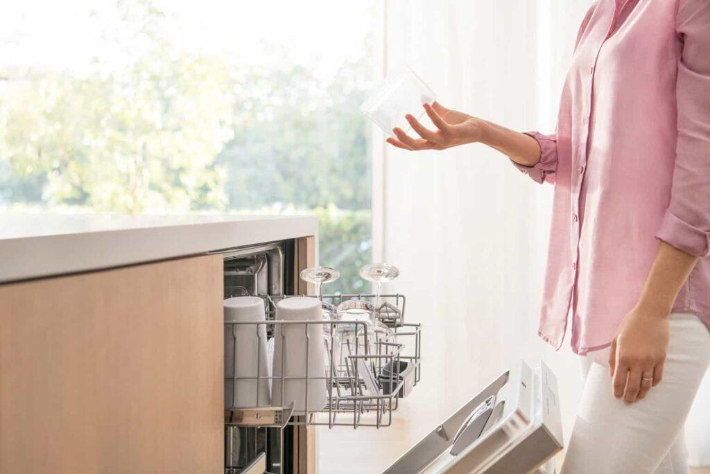 Bosch AUTOAIR dishwasher