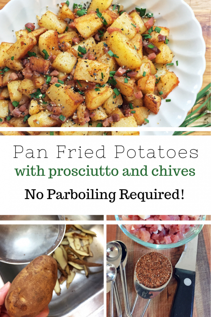 How to Pan Fry Potatoes without Parboiling