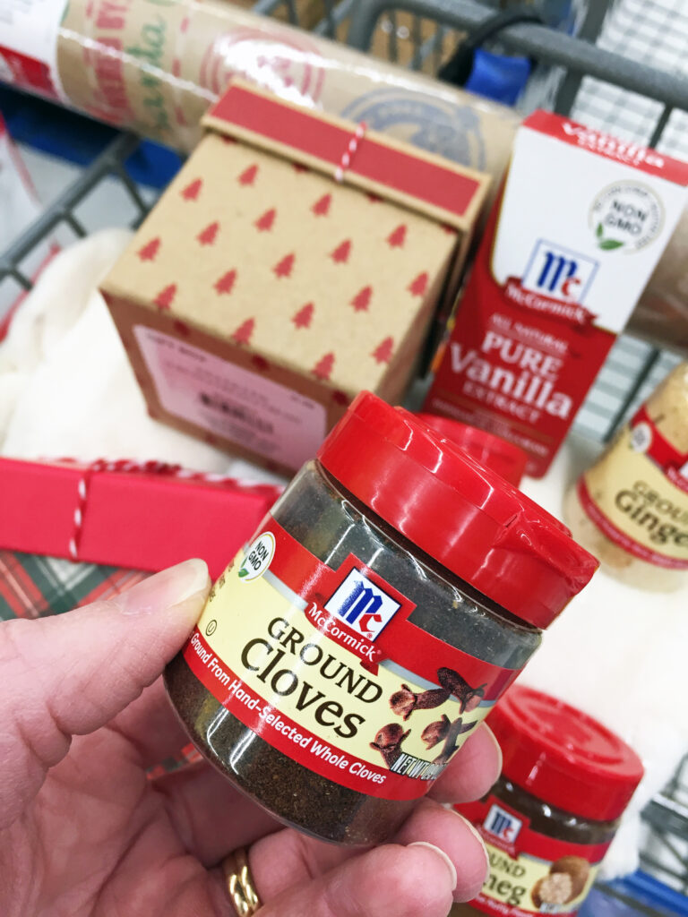 McCormick Cloves at walmart