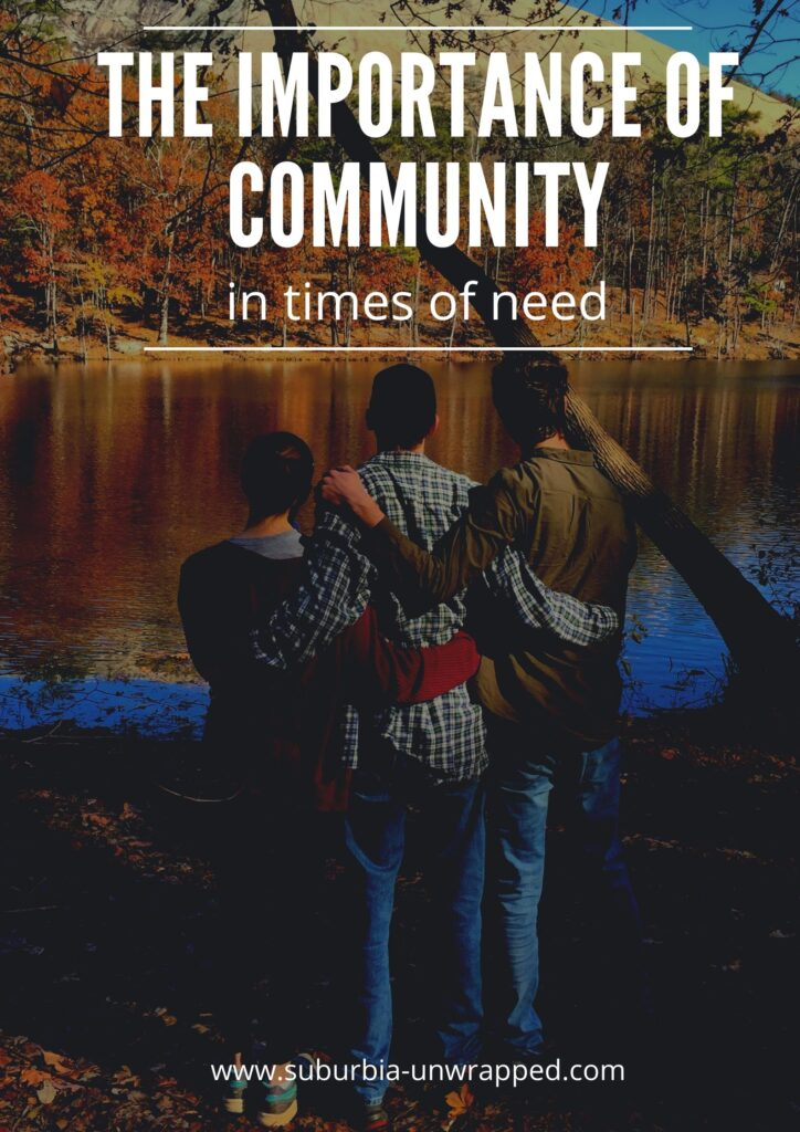 The Importance of Community In Times of Need